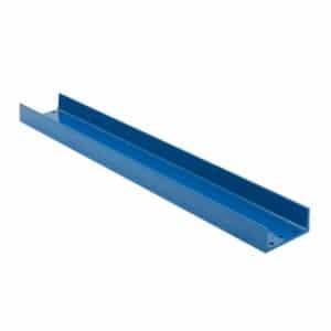 Lastfordeler for pallreol. Anbefales på ujevnt betongunderlag.